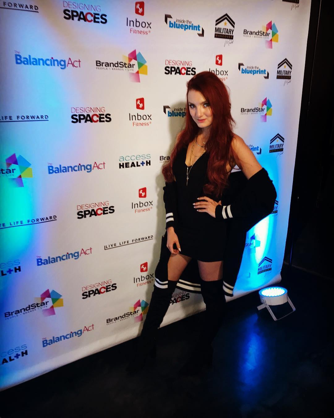 @brandstaragency Thank you for having me xo 💯🙏🏼 #boca #brandstar #bigthings